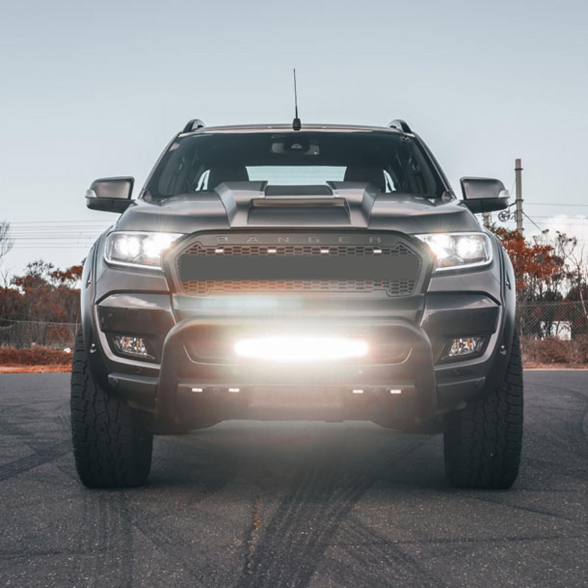 2016 Ford Ranger Front Bumper Light Bar