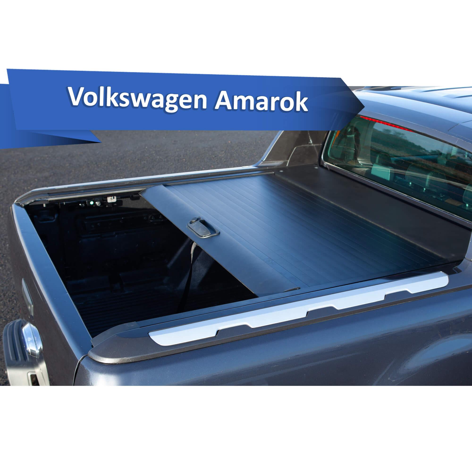 2018 Volkswagen Amarok V6 Roller Shutter