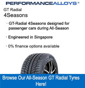gt radial all season tyres
