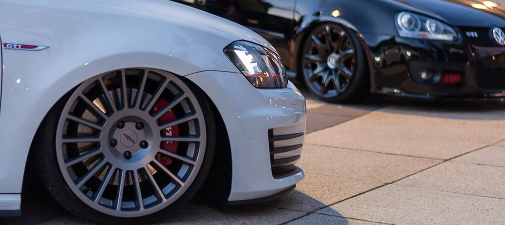 Volkswagen Golf Alloy Wheels And Tyres